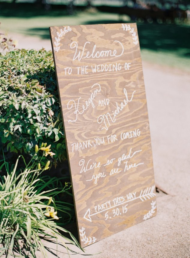 Wedding Board